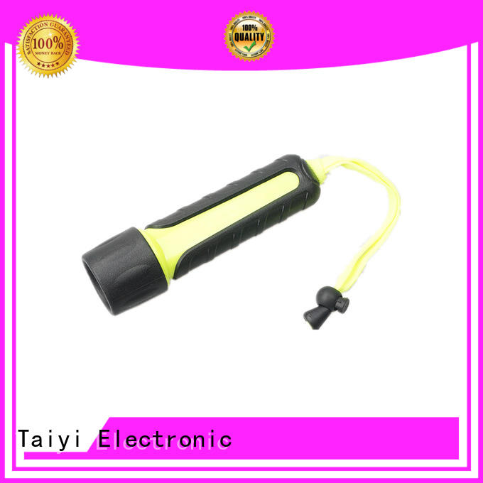 Taiyi Electronic led rechargeable work light manufacturer for electronics