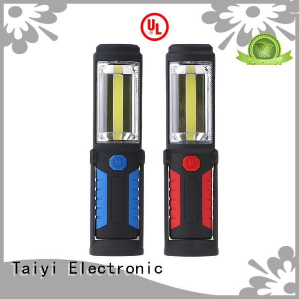 Taiyi Electronic online best cordless work light manufacturer for roadside repairs