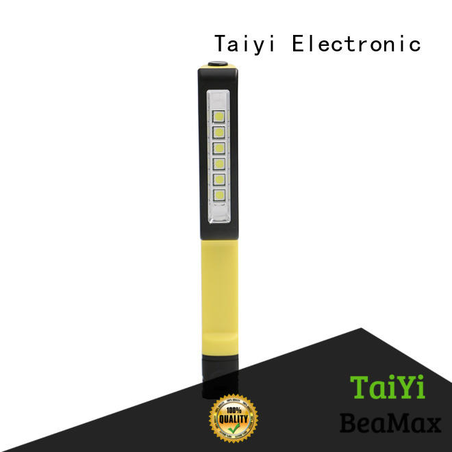 Taiyi Electronic clip rechargeable led work light manufacturer for electronics