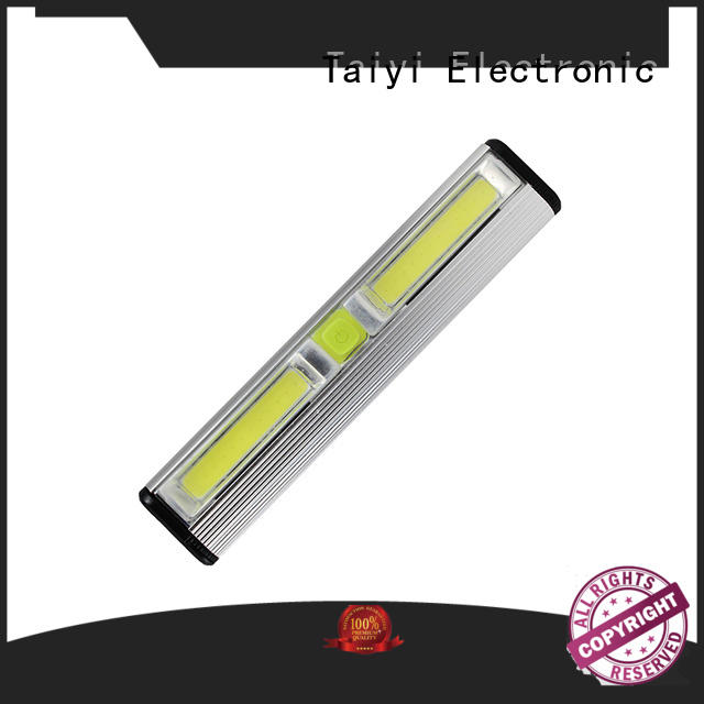 Taiyi Electronic extendable rechargeable cob led work light manufacturer for electronics