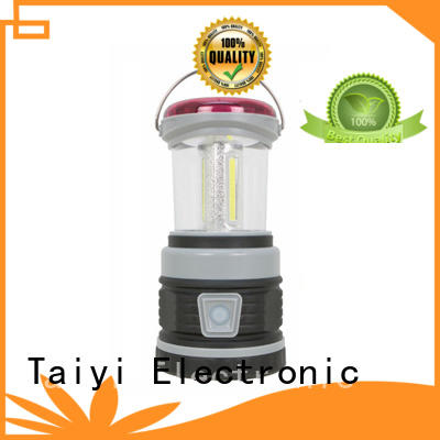 Taiyi Electronic professional camping lamp rechargeable for multi-purpose work light