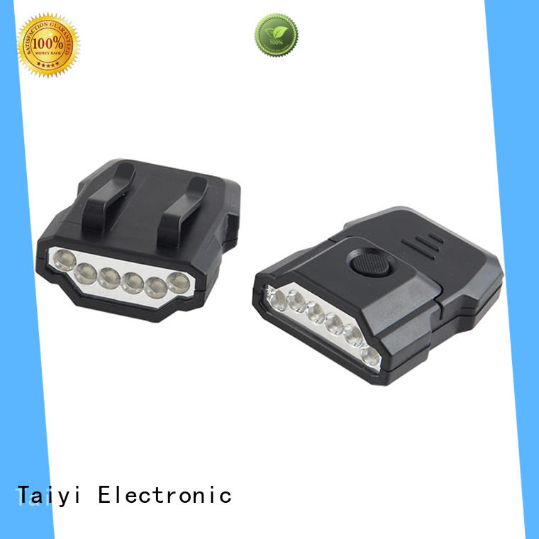 Taiyi Electronic professional round led work lights manufacturer for electronics