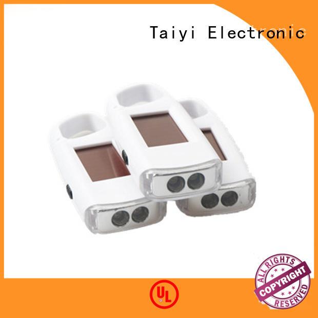 Taiyi Electronic usb keychain flashlight series for electronics