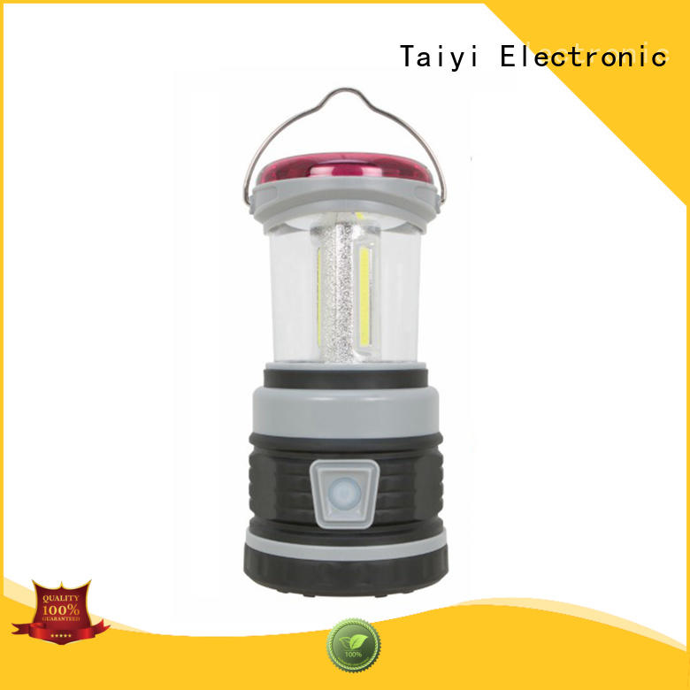 Taiyi Electronic trustworthy led camping lights manufacturer for electronics