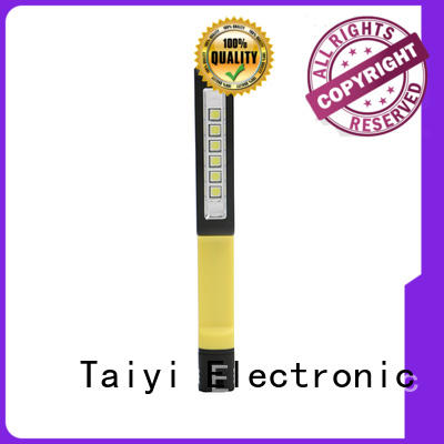 Taiyi Electronic inspection cordless led work light rechargeable manufacturer for multi-purpose work light