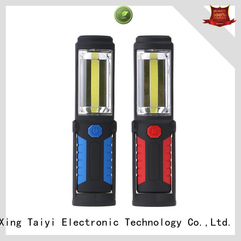 dimmable rechargeable cob work light wholesale for electronics Taiyi Electronic