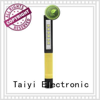 Taiyi Electronic durable cordless led work light wholesale for multi-purpose work light