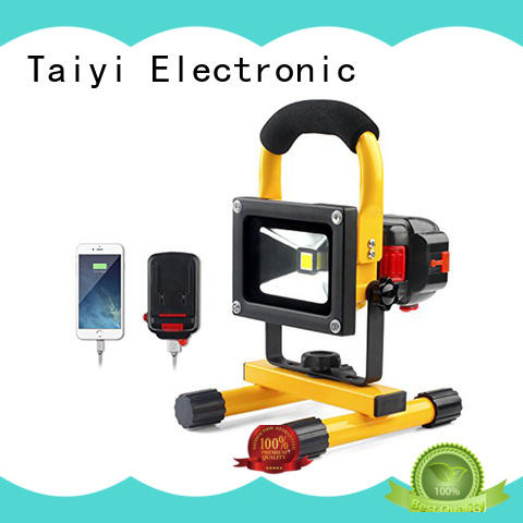 high quality magnetic led work light rechargeable torch series for multi-purpose work light