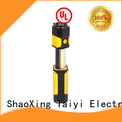 flood cordless led work light rechargeable supplier for multi-purpose work light Taiyi Electronic