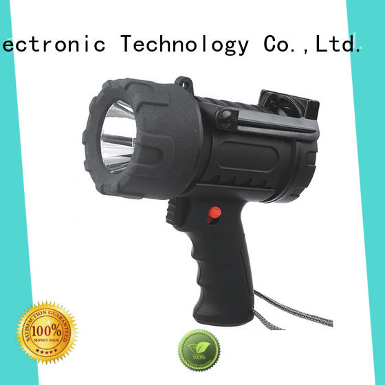 brightest portable spotlight spot for search Taiyi Electronic
