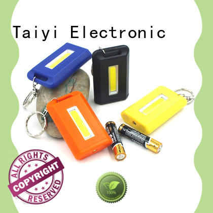Taiyi Electronic light best keychain light manufacturer for electronics