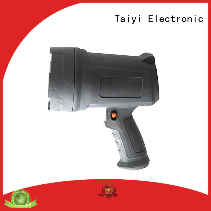 Taiyi Electronic reasonable high power rechargeable spotlight powerful for sports
