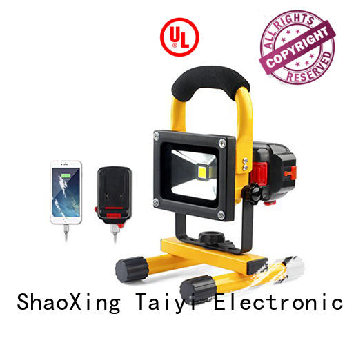Taiyi Electronic durable portable led work light supplier for electronics