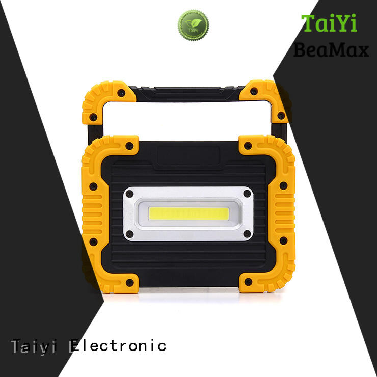 high quality cordless led work light flashlight supplier for electronics