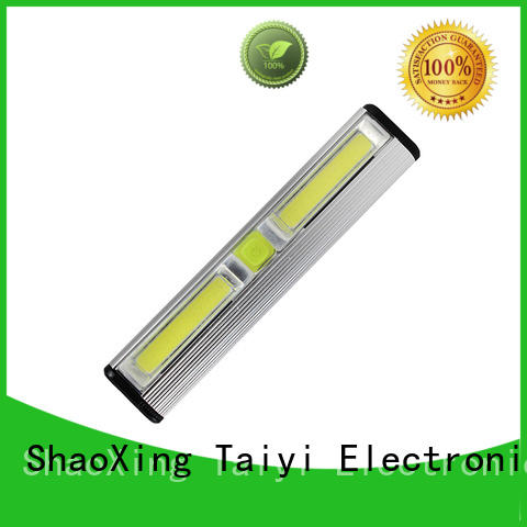 Taiyi Electronic high quality portable work light manufacturer for multi-purpose work light
