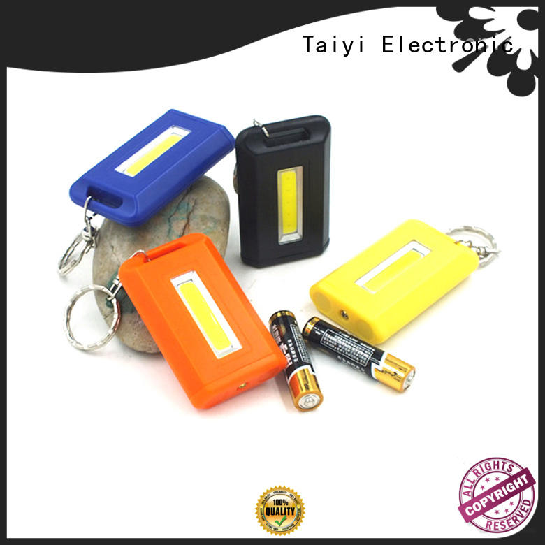 high quality best keychain light flashlight series for electronics