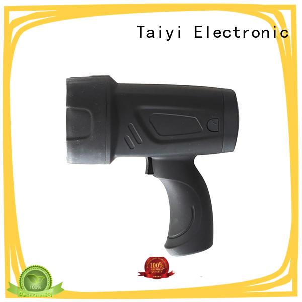 well-chosen high power handheld spotlight manufacturer for security