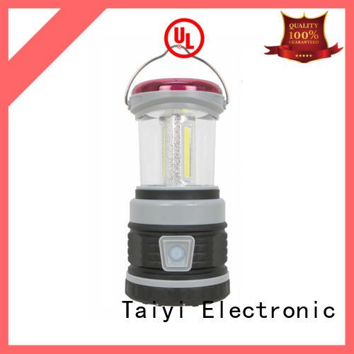 Taiyi Electronic professional battery operated led lanterns wholesale for electronics
