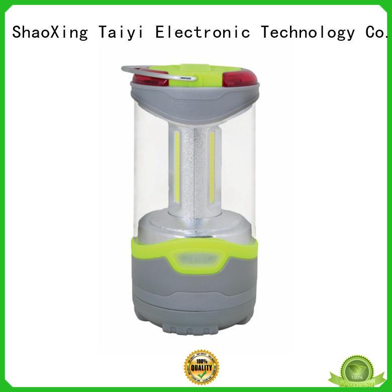 cob portable led lantern rechargeable for electronics Taiyi Electronic