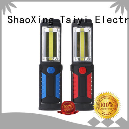 professional rechargeable led work light 10w manufacturer for multi-purpose work light Taiyi Electronic