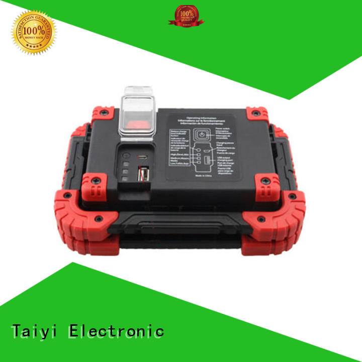 rechargeable magnetic led work light rechargeable quality supplier for electronics