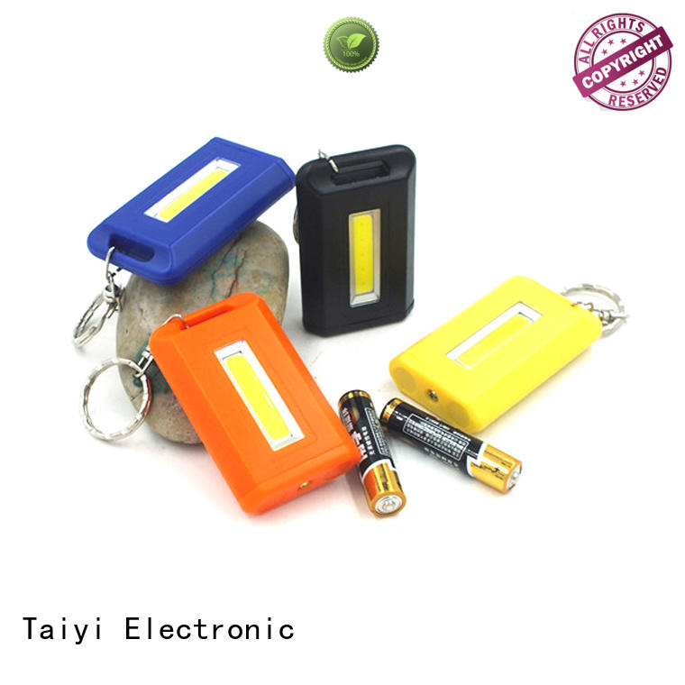 Taiyi Electronic high quality led keychain manufacturer for roadside repairs