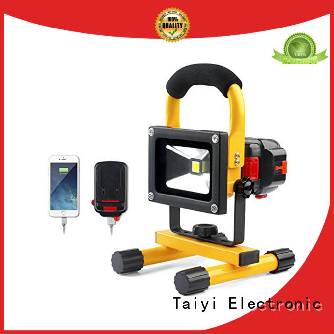 Taiyi Electronic extendable waterproof work light wholesale for multi-purpose work light