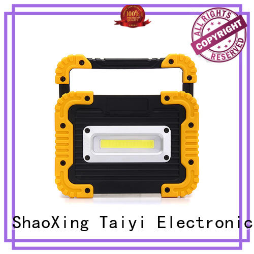 Taiyi Electronic pen rechargeable work light wholesale for roadside repairs