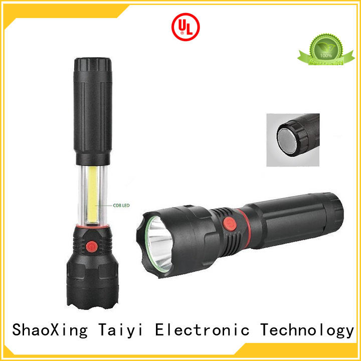 Taiyi Electronic high quality magnetic led work light rechargeable wholesale for multi-purpose work light