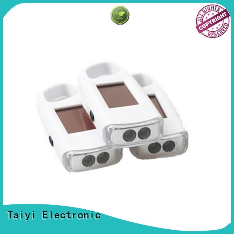Taiyi Electronic pocket keychain light manufacturer for multi-purpose work light