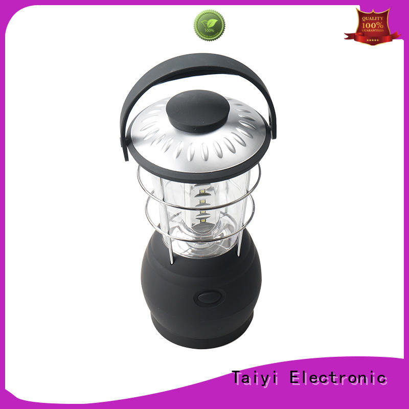 Taiyi Electronic portable led camping lights series for electronics