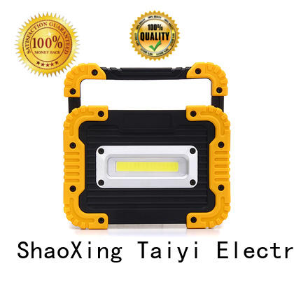 professional 20w rechargeable led work light clip manufacturer for electronics