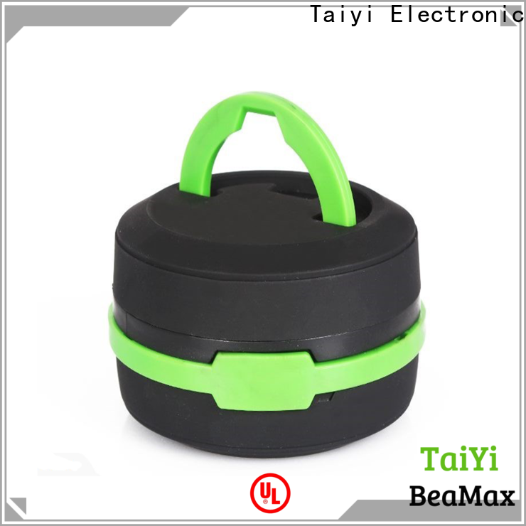 Taiyi Electronic rechargeable battery powered lantern wholesale for multi-purpose work light