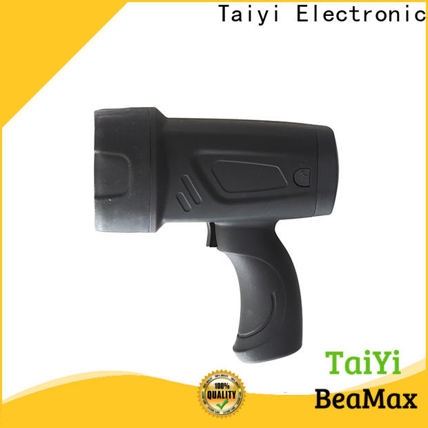 Taiyi Electronic light rechargeable spotlight wholesale for sports