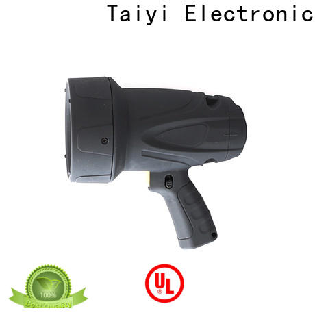 Taiyi Electronic reasonable best portable spotlight manufacturer for sports
