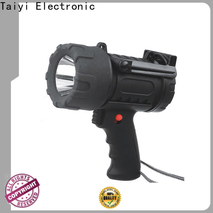 reasonable led handheld spotlight portable series for sports