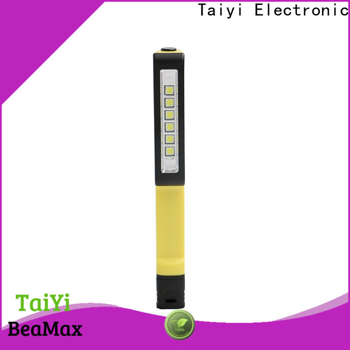 Taiyi Electronic rechargeable 20w rechargeable led work light wholesale for electronics