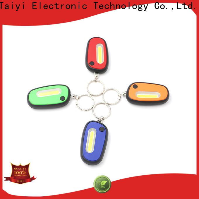 Taiyi Electronic led led keychain light wholesale for roadside repairs