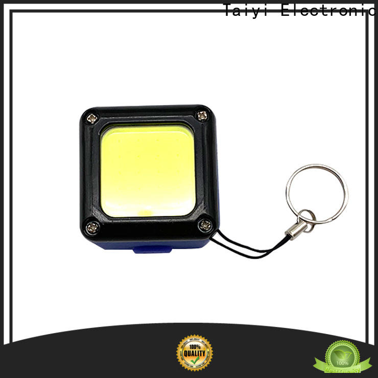 Taiyi Electronic customized handheld work light supplier for roadside repairs