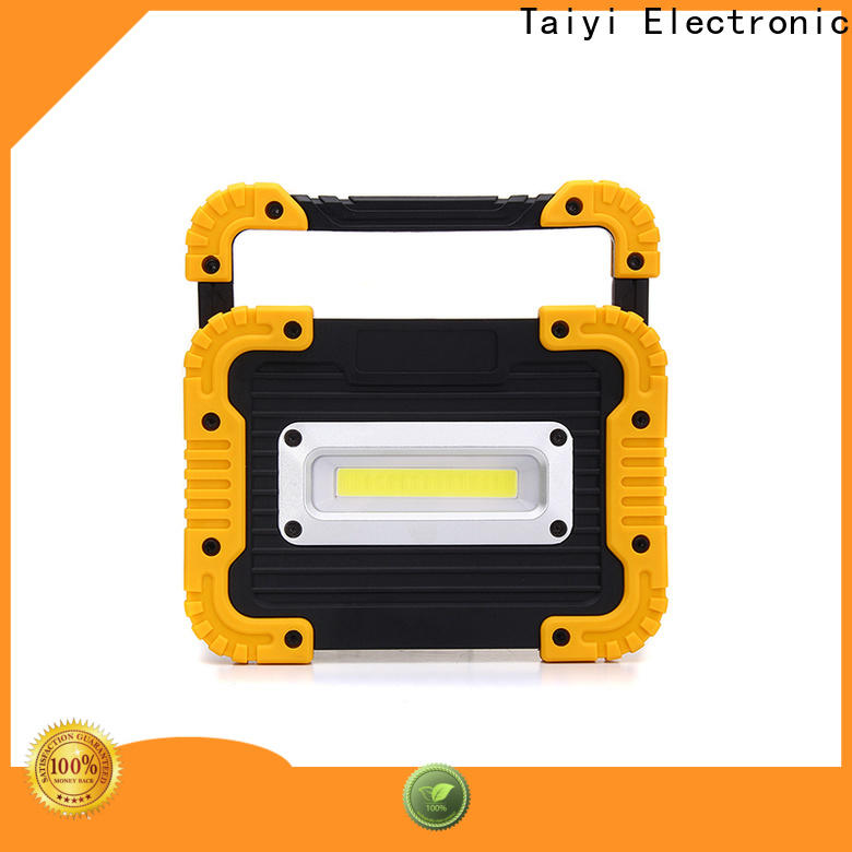 high quality rechargeable cob led work light hook wholesale for electronics