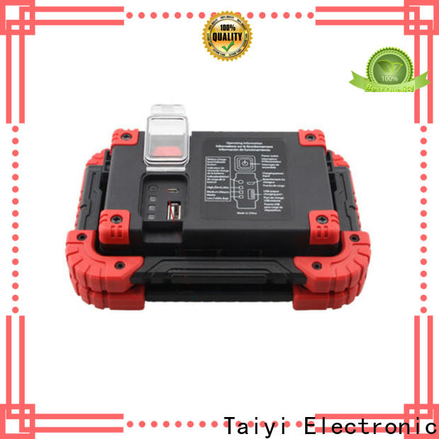 high quality handheld work light cob supplier for roadside repairs