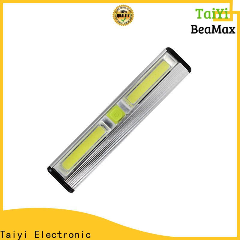 Taiyi Electronic durable portable rechargeable work lights series for roadside repairs