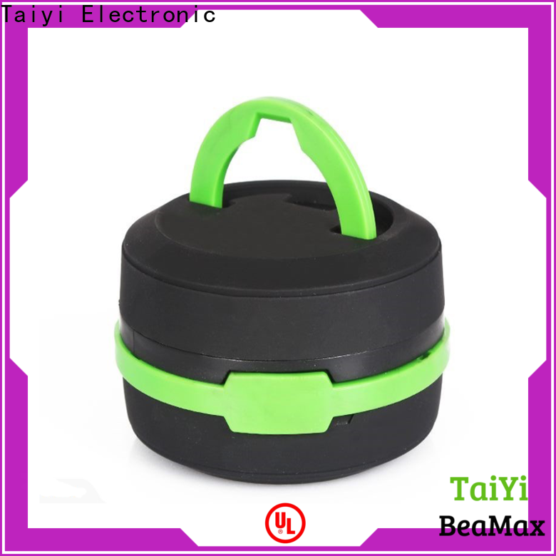 Taiyi Electronic advanced rechargeable camping lantern manufacturer for roadside repairs