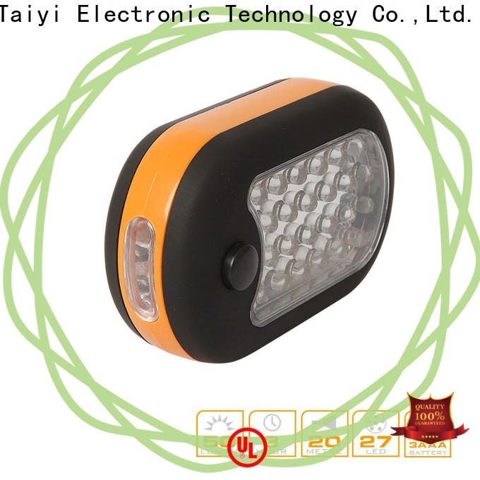 Taiyi Electronic led work light series for electronics