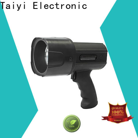 Taiyi Electronic professional handheld spotlight series for search