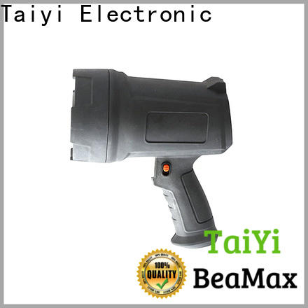 Taiyi Electronic search most powerful handheld spotlight supplier for security