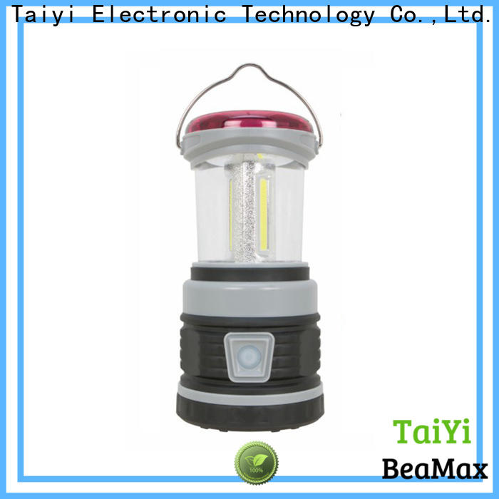 Taiyi Electronic advanced battery powered lantern manufacturer for multi-purpose work light