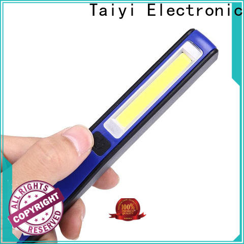 Taiyi Electronic dimmable best cordless work light supplier for roadside repairs