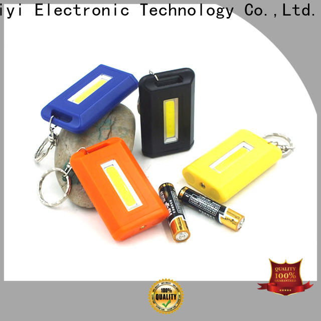 Taiyi Electronic usb keychain flashlight series for multi-purpose work light