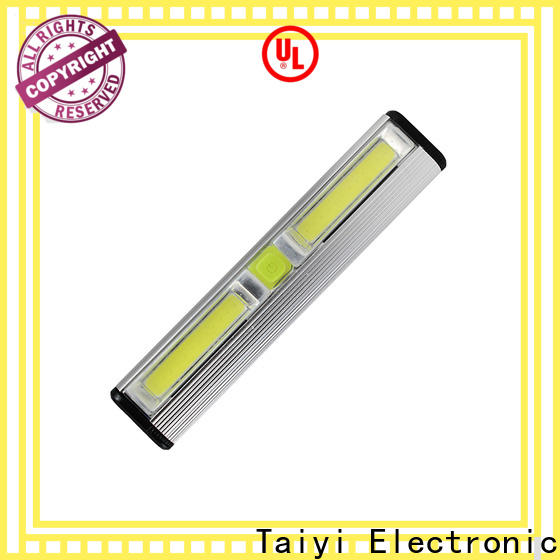 Taiyi Electronic rechargeable magnetic led work light rechargeable supplier for electronics